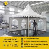 屋外の使用(hy030g)のための昇進の白い塔のテント