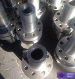 Geschmiedeter Stahlhochdruckflansch für Automobil-und Motorrad-Teile