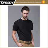 3 Cores Quick-Drying desportos ao ar livre Cavalo Subir Assault T-shirts