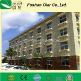 Tarjeta reforzada interior y exterior decorativa del cemento