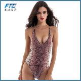 Swimwear Бикини способа цельного износа заплывания Swimsuit сексуальный