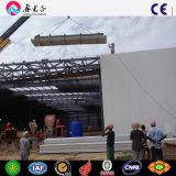 Almacén de prefabricados de estructura de acero/Almacén (SSW-14328)