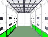 Cabine de pulverizador superior da pintura de Infitech para o barramento/caminhão