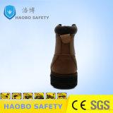 Супер качества защитная обувь из натуральной кожи рабочая обувь