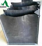 Gesponnener Polypropylen Geotech Gewebe-Sand-Beutel für Fluss-Bank
