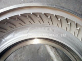 Fábrica del molde del neumático de la motocicleta 100/90-17 China