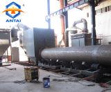 Het Vernietigen van het Schot van de Pijp van het staal Oppervlakte en Binnen Schoonmakende Machine