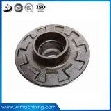 CNCの機械化プロセスのOEMの鋳造の鋳鉄の精密鋳造