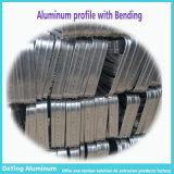 De Uitdrijving van het Profiel van het aluminium met het Buigen van het Anodiseren en het Vernietigen van het Schot