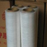 Прозрачная/ясная пленка простирания PE обруча паллета отливки