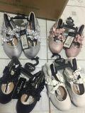 Princesa de couro Calçado Feminino, Moda Meninas Calçados, Meninas, calçado de crianças, calçado de crianças, 2160as sapatas de pares