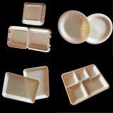 O vácuo formado PLA biodegradável Embalagem Bandeja alimentar de Espuma