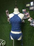 Bikini de vêtements de bain de crochet de ventes en gros de femmes