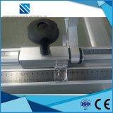 Qualité garantie prix d'usine Table coulissante scie de précision