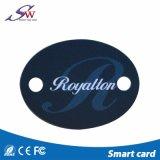 125kHz T5577 플라스틱 RFID Keychain