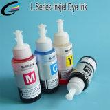 T6721 botella 70 ml de tintura recarga de tinta para Epson L360 L358 L355 L353 L351, L350 de tinta de impresora de inyección de tinta