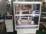 Machine de test de vibration de simulation de module de carton