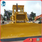 21ton/3~5cbm Yellow-Coat Hydraulic-Pump Container-Packing Available-Blade/Ripper Usado Komatsu D85-18 Bulldozer Trator de Esteiras