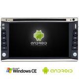 DVD-плеер автомобиля 6.2inch двойное DIN 2DIN с Android системой