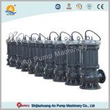 Submersible centrifuge pompe Compact Usine de traitement des eaux usées