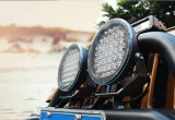 luminoso eccellente dell'indicatore luminoso di azionamento del faro LED di 9inch 225W LED
