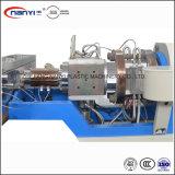 고속 플라스틱 PP 폴리프로필렌 기계를 기지개하는 편평한 털실 테이프 밀어남