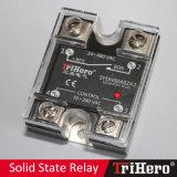 relais semi-conducteur SSR monophasé de 60A AC/AC