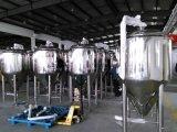 Alta calidad brillante cerveza tanque de acero inoxidable 500L Equipo de la cervecería