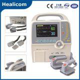Monitor bifásico del Defibrillator de Hc-8000d