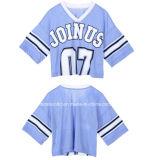 Напечатано Baseball T кофта девочек моды износа
