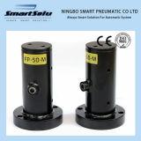 Vibrateur pneumatique de piston de la série Point de gel-m