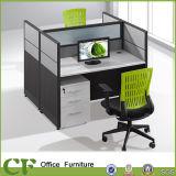 CF Table de bureau en bois avec la station de travail prix d'usine Centre d'appel