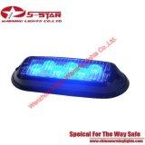Voyant LED 6 W de calandre Strobe véhicule d'urgence Témoin clignotant