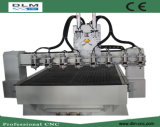 Haciendo de alivio de la herramienta de máquina de carpintería CNC
