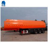 De zware Tankers van de Aanhangwagen van de Tank van de Aardolie van de Brandstof Semi met de Capaciteit van 45000 Liter