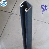 6.3# 304 de U-balk van het Roestvrij staal met 6m Lengte