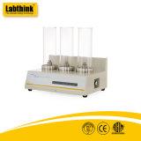 Bouteille de gaz de l'équipement de test de perméabilité
