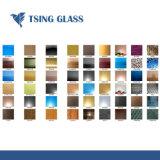 Couleur de 4 mm de verre Thriking miroirs muraux Fabricant de verre