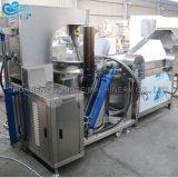 Gran capacidad de cacahuete Industrial automática máquina de recubrimiento de azúcar en la línea de producción