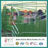 Os rebanhos animais resistentes dos painéis do gado de Gavanized Metal os painéis da cerca