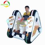 Открытый пирог очаровательный дизайн Mini купол электронных бампер автомобиля для детей