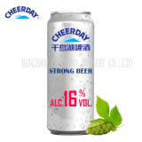 blikte de Hoge Alcohol 16%Alc 500ml Sterk Bier in