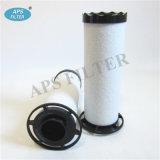 El filtro de aceite del compresor de APS (24242331) con material de fibra de vidrio de la HV