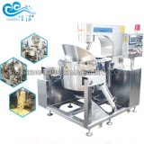 중국 공장은 100L 판매에 상업적인 버섯 팝콘 기계를 디자인했다