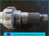 40Cr China materiais diversos tipos de fabricação do eixo do eixo