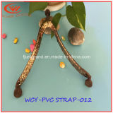 Cinghia superiore del PVC di cadute di vibrazione delle donne di modo per la fabbricazione del pistone