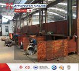 Clapet anti-retour industriel d'acier inoxydable d'api CF8m 600lb