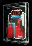 Cas d'exposition acrylique de luxe de Star Wars