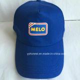 Голубой хлопок 6 бейсбольные кепки и шлемов панели Unisex изготовленный на заказ
