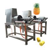 ステンレス鋼のDeCorer Industrial Automaticのパイナップルピーラー